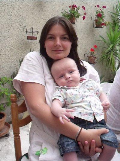 Ma Soeur Et Son Petit Samuel