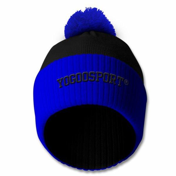 yogoosport® (&)une marque de vêtements de Sports.Bonnets à pompon brodés personnalisés
