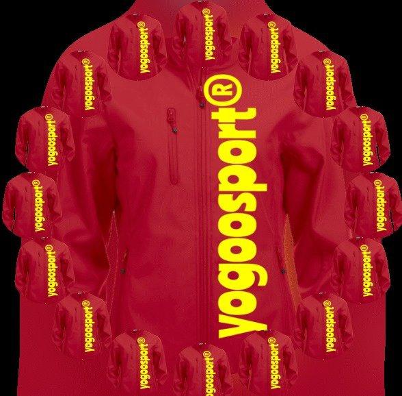 Sweater T-shirt sport respirant manches courtes Homme de la marque yogoosport®