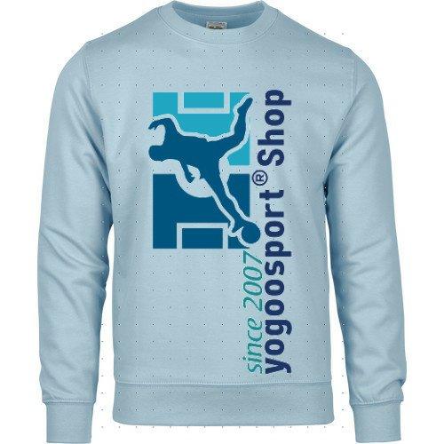 Sweater T-shirt sport respirant manches longues Homme de la marque yogoosport®