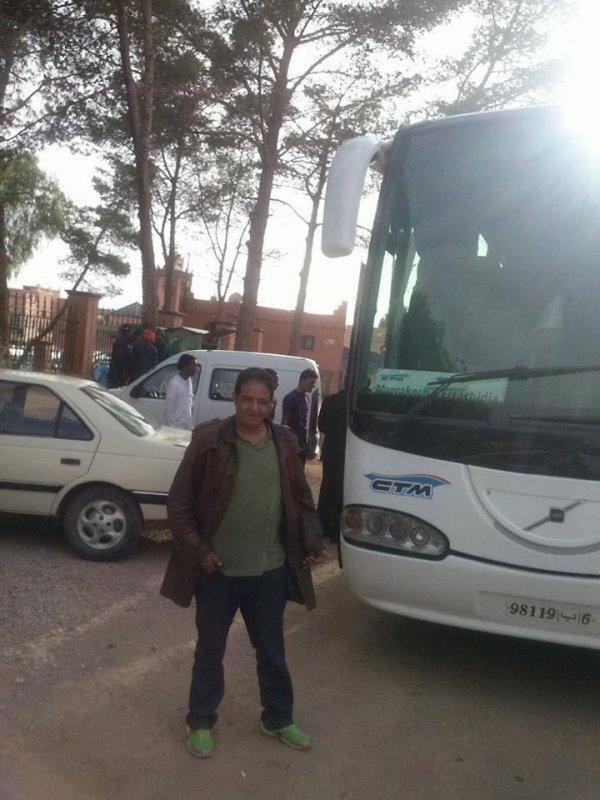 kamel in Altnger maroc