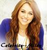 celebrity--Miley