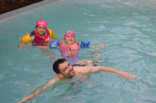 Trop bien la piscine