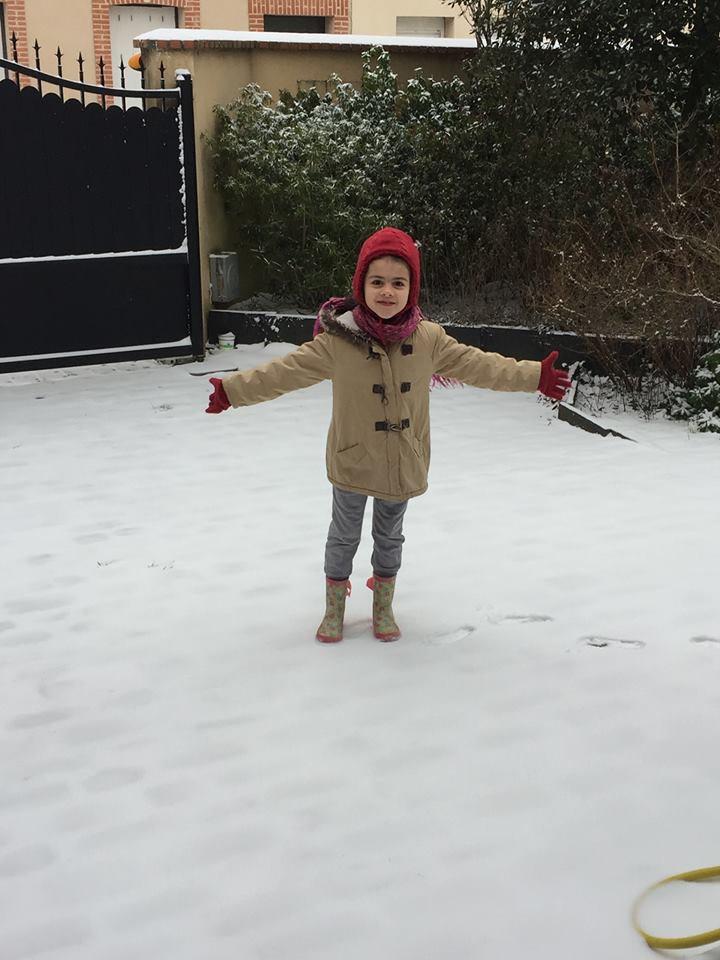 De la neige trop bien !!!!!