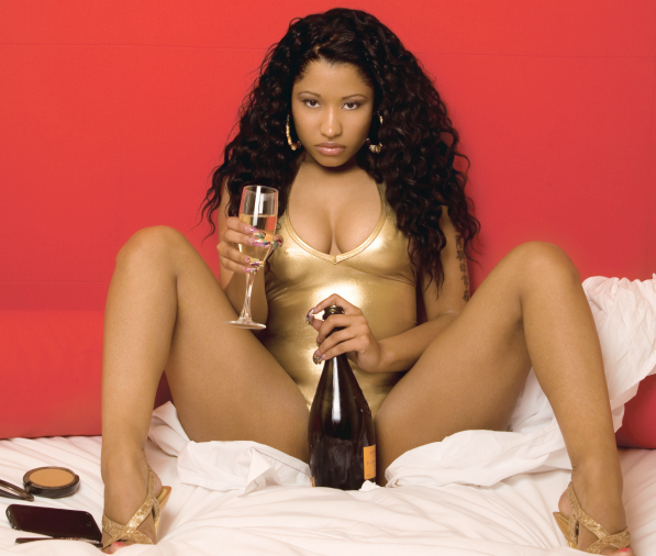 Nicki Minaj ' my wife hihihi
