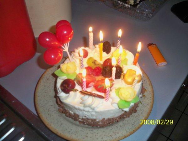 anniversaire de kenny le 06 MAI 2011
