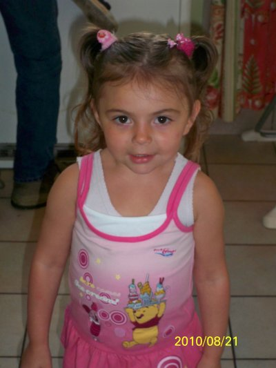 anniversaire de ma jolie petite princesse