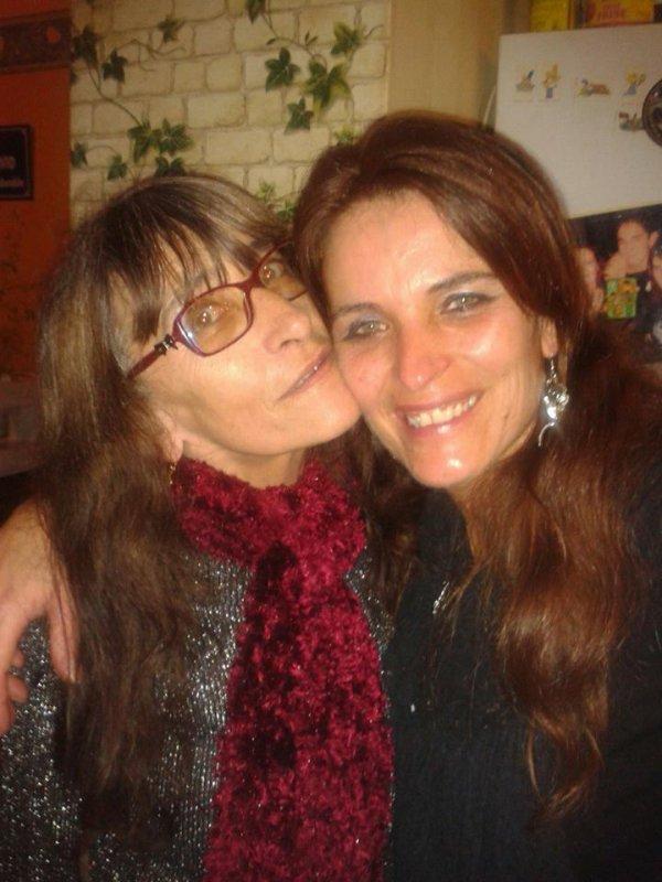 Bonne fete ma maman cherie :-)  je t aime
