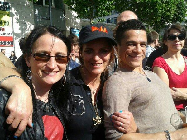Concert depeche mode avec ma soeur et david ;-)