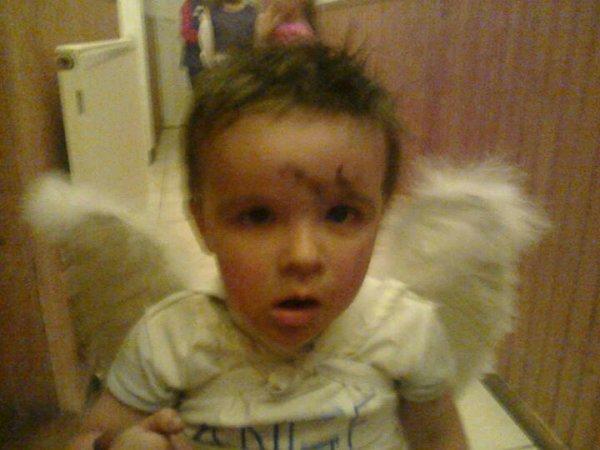 ANGEL MON PETIT FILS