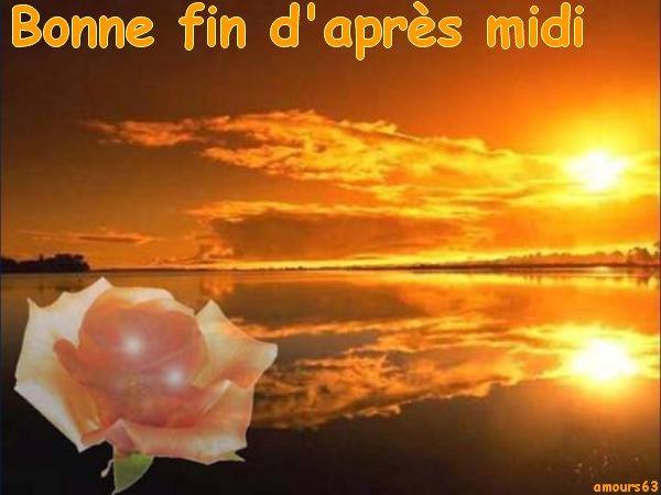 Et Bonne soirée !