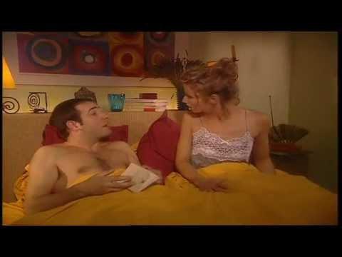 Un gars, une fille au lit