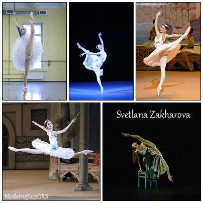 Les grandes danseuses