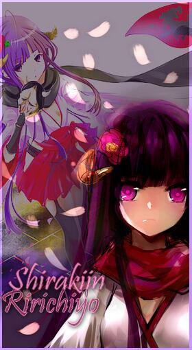 My Presentation: Shirakiin Ririchiyo