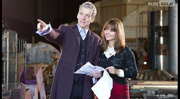 Nouvelle doctor who !!!