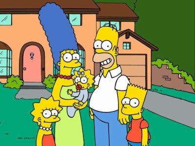 Bienvenue sur les Simpson ♥