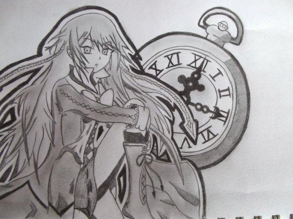dessin Alice De pandora Hearts ~~ <3