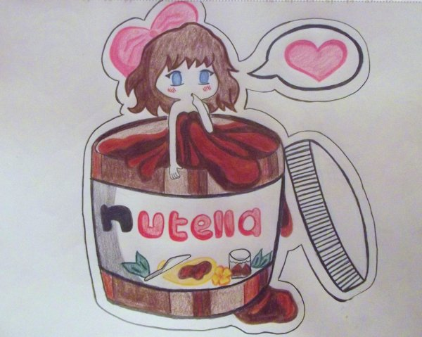 Nutella Girl ^^