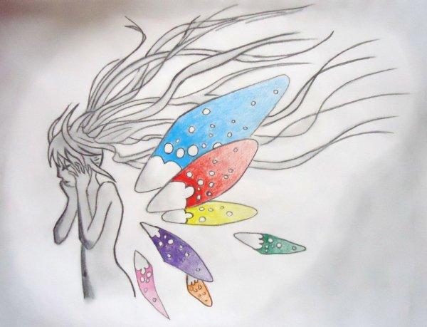 Je poste un de mes vieux dessin :P