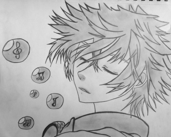 Manga ... la musique ... ~~  <3
