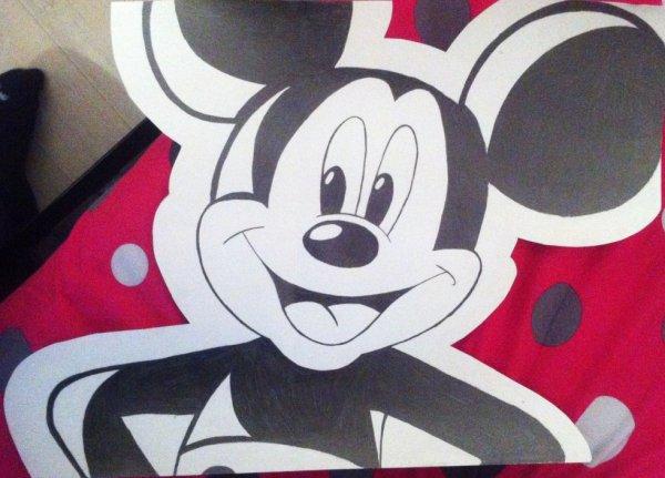 Mickey !!! :D (ok je sort..... U.U )