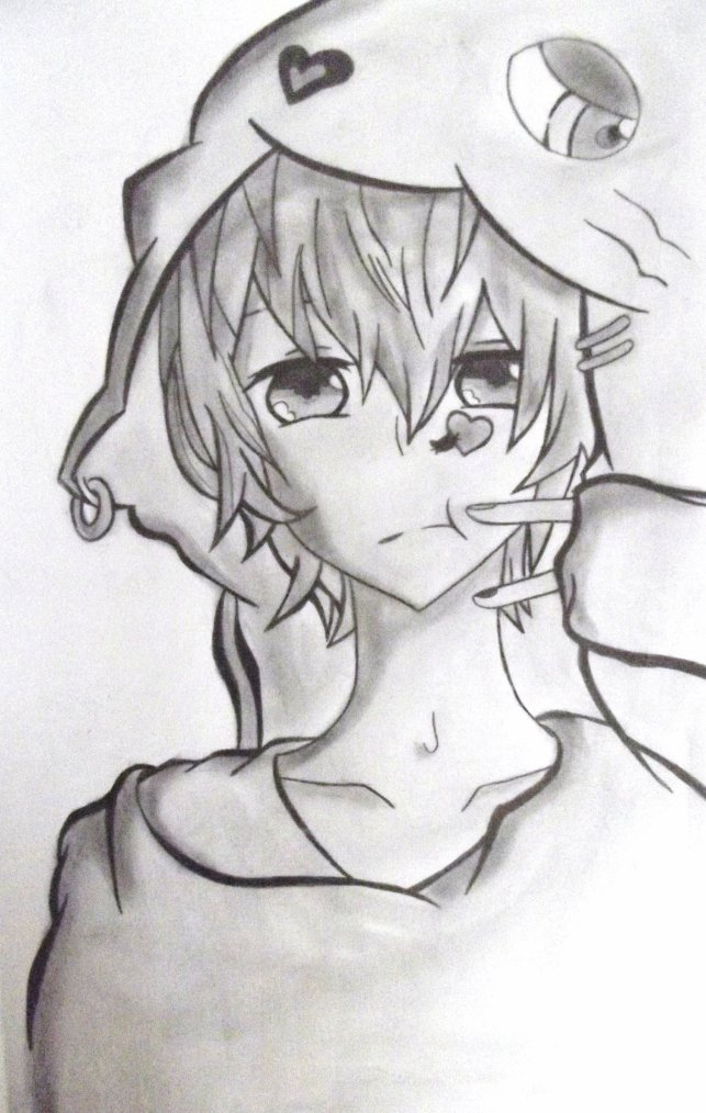 Dessin Garcon Manga Banale 3 Blog De Pikasiette