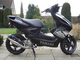 mon nouveaux scooter