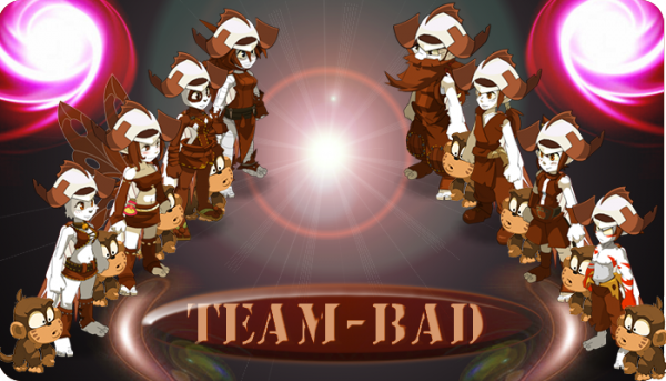 Description de La Bad team