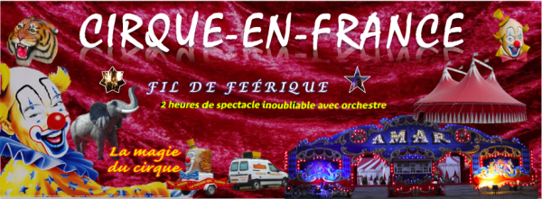 [Bienvenue sur Cirque-en-France]