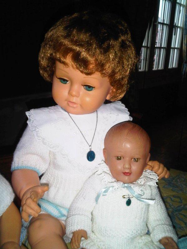 Tony et bébé Anel