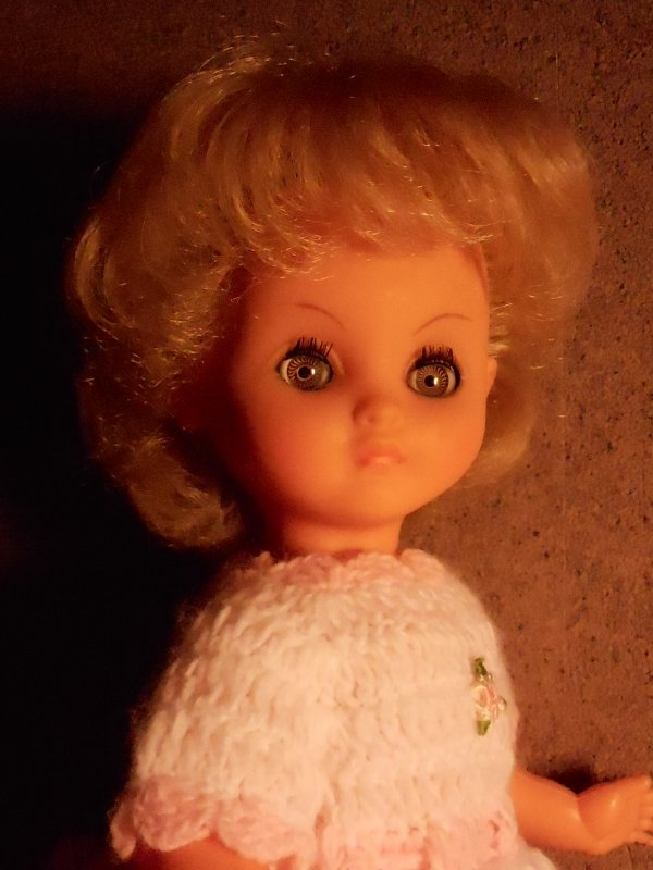 La petite Bella cracra de dimanche!
