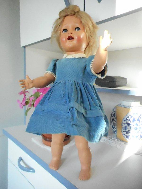 Dernière arrivée , une petite Sophie ( Raynal ), Bonne semaine les amies!