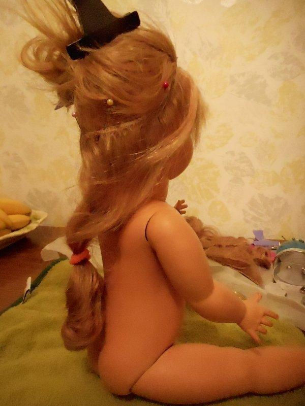 Rajouts de cheveux pour Sophie