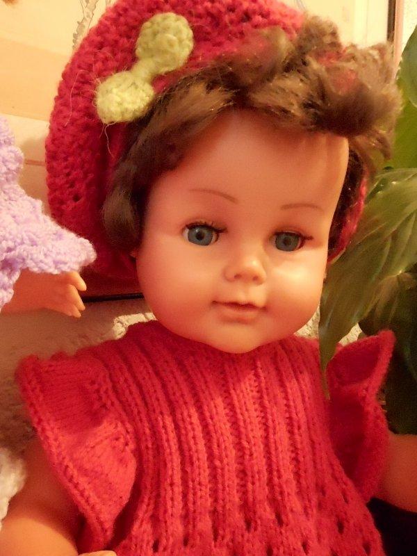Mes trouvailles, une poupée Bella ( je ne connais pas son nom ), et Thierry ou Stéphane de Raynal, et des petites choses en plus!
