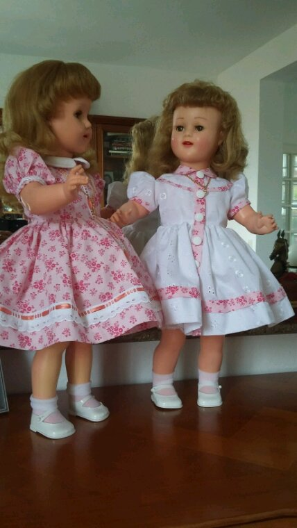 Nouvelles robes pour Florence