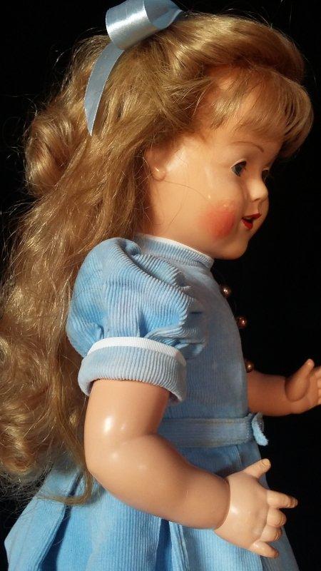 """Trouvée en brocante, toujours mes """" avant après """" , et encore Raynal bien sûr ... Florence 4 dents"""