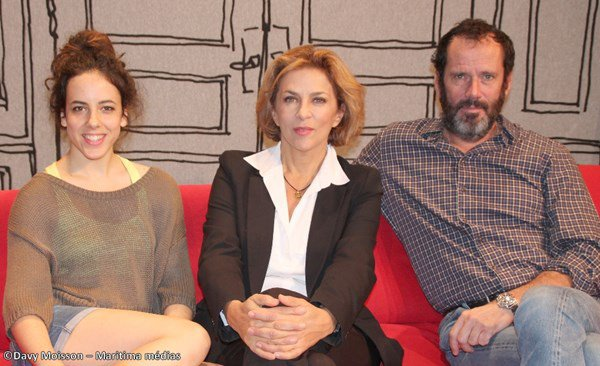 Corinne Touzet '' Un Nuveau Depart ''