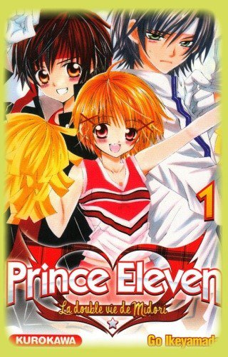 [1 à 6 ] Prince Eleven // Manga
