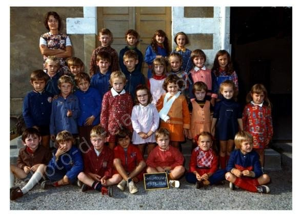 RECHERCHE DE PHOTOS DE CLASSES SUR CHAUMOUSEY