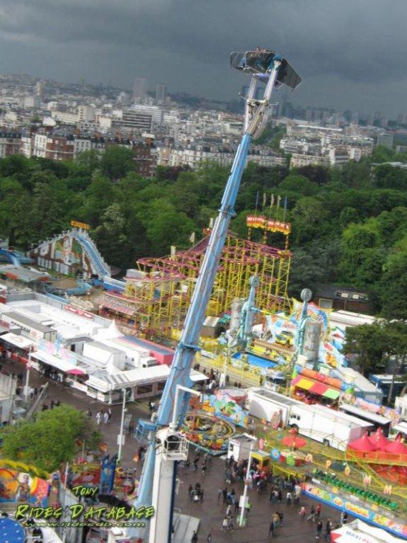 La foire du tr ne paris 2009 du ride du fun et du cool - La foire de paris adresse ...