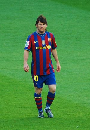 new style X-messi