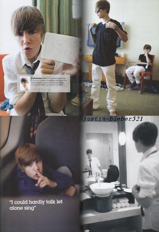 Voici des nouvelles photos qui sont dans le livre de justin : « First Step 2 Forever ». Les photos du livre sont vraiment superbe! :)