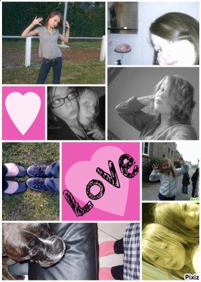 Je vous adores les filles