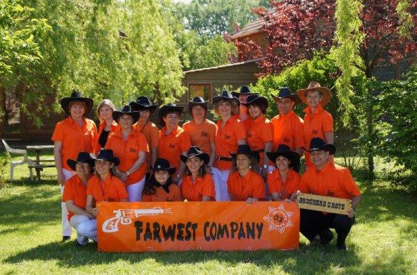 GROUPE DE FARWEST COMPANY****