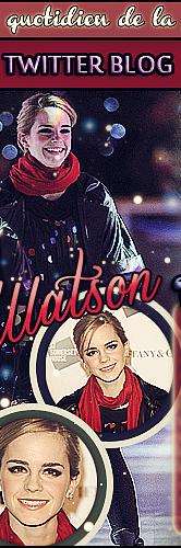 . . W A T S O N - A C T U . Votre source quotidienne sur la parfaite Emma Watson ! . ᘛ Bienvenue sur Watson-Actu. Ta source qui te fera découvrir le quotidien d' Emma Watsoη ᘚ © ✿ Watson-Actu, it's your french source about Emma Watson on Skyrock.com ! © All Rights Reserved. CopyRight. ✿ © . . Votre source quotidienne sur la parfaite Emma Watson ! W A T S O N - A C T U . .