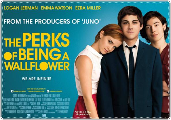 . » Emma révèle un tout premier poster de son futur film via son compte Tweeter. «  ♥ Crédit des sources utilisées: EmmaWatsonFrance.net ♥ .
