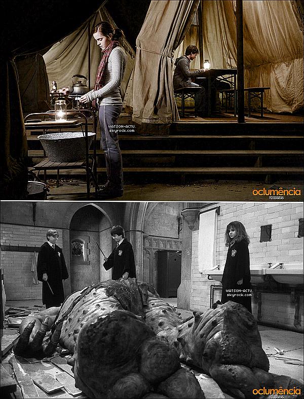 . » Candid + Scan + Nouvelles photos de Harry Potter + MTV + Outtakes. «  ♥ Crédit des sources utilisées: EmmaWatsonFrance.net + EmmaWatsonDaily.org  ♥ .