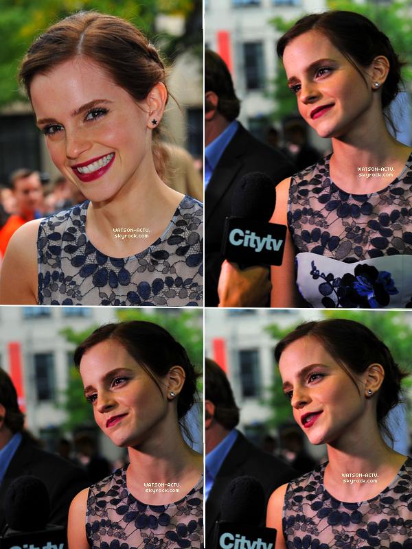 . » Emma à la première de son film + Vidéo conférence de Presse.  «  ♥ Crédit des sources utilisées: EmmaWatsonFrance.net ♥ .