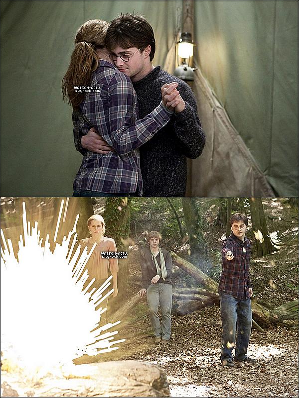 . » Nouveaux Clichés photoshoot + Nouvelles photos Lancôme  et Harry Potter «  ♥ Crédit des sources utilisées: EmmaWatsonFrance.net + EmmaWatsonDaily.org  ♥ .