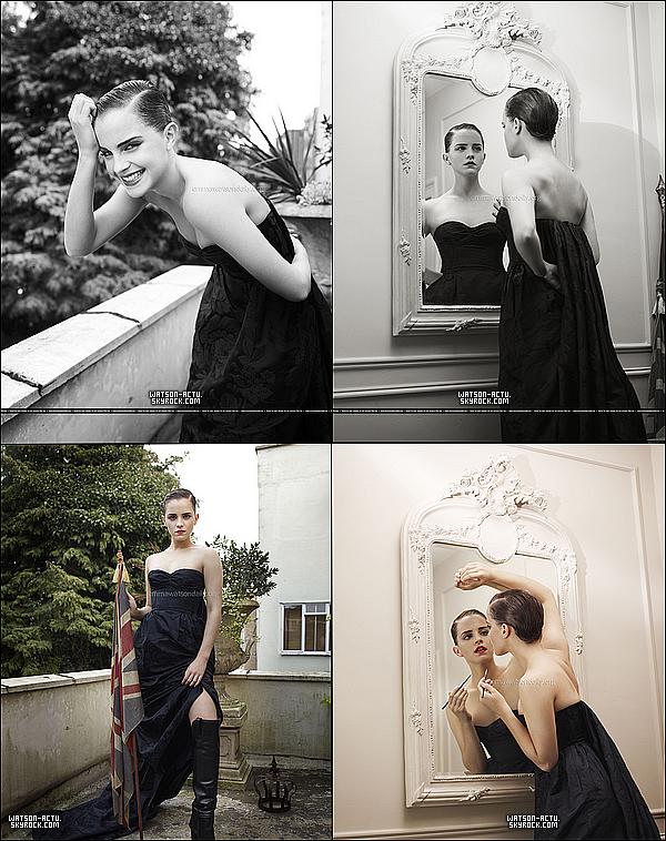 . » Emma vu avec sa meilleure Amie: Sophie Sumner + Shoots... «  ♥ Crédit des sources utilisées: EmmaWatsonFrance.net + EmmaWatsonDaily.org  ♥ .